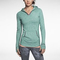 The Nike Element Women's Running Hoodie.
