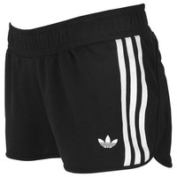adidas Originals 3 Stripes French Terry Shorts - Women's