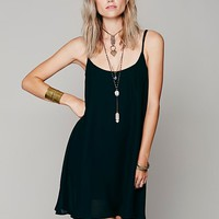 Free People Strap Back Slip