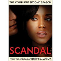 Scandal: The Complete Second Season [5 discs] (Subtitled) (DVD)