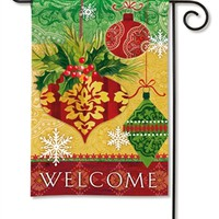 Victorian Ornaments Garden Flag