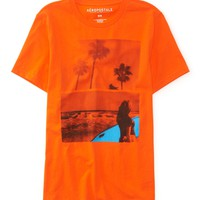 Surfer Girl Graphic T