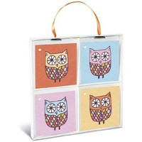 Graphique De France Owl Gift Tags