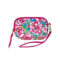 Lilly Pulitzer Tech Wristlet / Camera Case - Lucky Charms