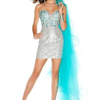 MacDuggal 81705B at Prom Dress Shop