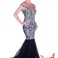 MacDuggal 81900R at Prom Dress Shop