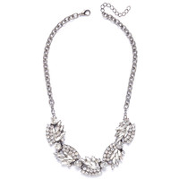 Spiked Laurel Necklace