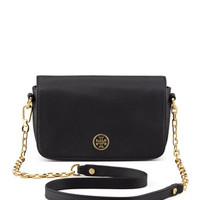 Robinson Mini Chain-Strap Bag, Black - Tory Burch