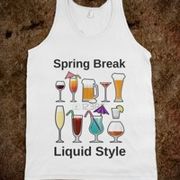 SPRING BREAK LIQUID STYLE