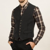 Rag &amp; Bone Grosvenor Waistcoat