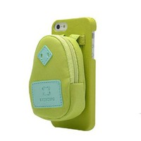 Candy Color Detachable Small Backpack Phone Shell Case for Iphone 5/5s