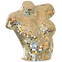 Disco Mirror Bust