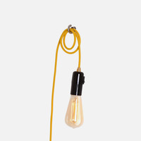 Portable Pendant Set – Yellow