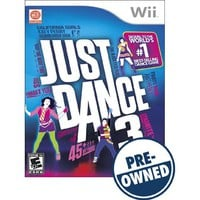 Just Dance 3 — PRE-OWNED - Nintendo Wii