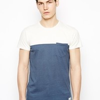 EsprIt T-Shirt In Color Block