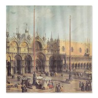 Venice - Piazza San Marco South-East> Shower Curtains> Beautiful Homes