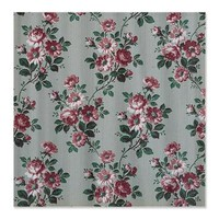 Vintage Floral Pattern Shower Curtain - Roses> Shower Curtains> Beautiful Homes
