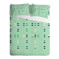 Gabi Numbers Mint Sheet Set