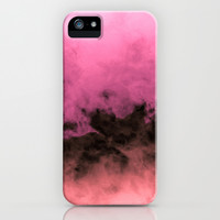 Zero Visibility Highlighter Dust iPhone & iPod Case by Caleb Troy