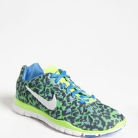 Nike Free TR Fit 3 Printed Womens Cross Training Shoes 555159-300 Flash Lime 9.5 M US
