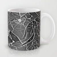 My Touch Screen Mug by Fringeman Abstracts
