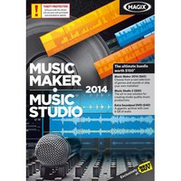 Music Maker 2014 and Music Studio 2 - Windows