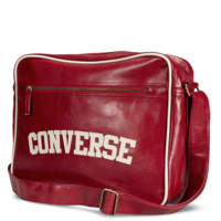 Converse - Chuck Taylor Heritage Messenger Bag - Bag - Chili Pepper / White