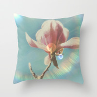 Light  Throw Pillow by DuckyB (Brandi)