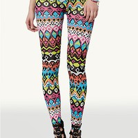 Teardrop Tribal Leggings