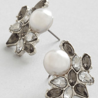 Photo Opulence Earrings in Silver