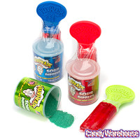 WarHeads Sour Dippers Candy Packs: 12-Piece Box | CandyWarehouse.com Online Candy Store