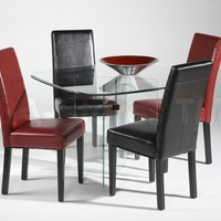 Black Dining Room Furniture: Contemporary Dining Sets, Tables, chairs and Buffets - Sort by price (1-100) - Page 1, items 1 - 120