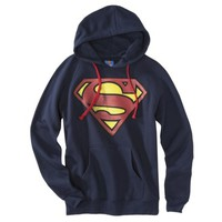 Men's Superman Hooded Sweatshirt