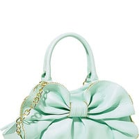 BOW DACIOUS MEDIUM SATCHEL