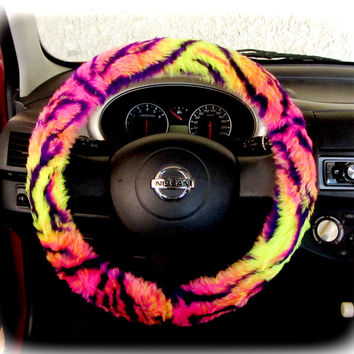 steering wheel cover bow wheel car from on etsy things i. Black Bedroom Furniture Sets. Home Design Ideas
