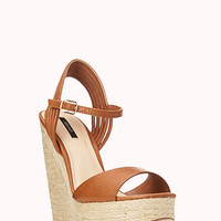 Favorite Espadrille Wedge Sandals