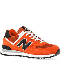 The Varsity 574 Sneaker in Orange
