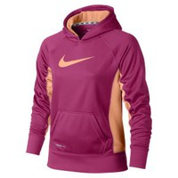 The Nike KO 2.0 Girls' Hoodie.