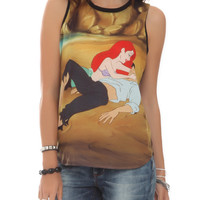 Disney The Little Mermaid Beach Girls Tank Top