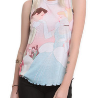 Disney Cinderella Stroke Of Midnight Girls Tank Top