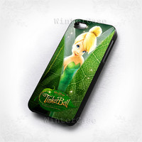 Disney Tinkerbell 2 - Photo print on hard plastic-iphone 4/4s case-iphone 5/5s/5c case-samsung galaxy s3 case-samsung galaxy s4 case