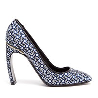 NICHOLAS KIRKWOOD | Satin Jacquard Pumps | Browns fashion & designer clothes & clothing