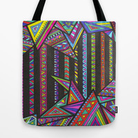 Revival Tote Bag by Erin Jordan