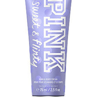 Sweet & Flirty Hand & Body Cream - PINK - Victoria's Secret