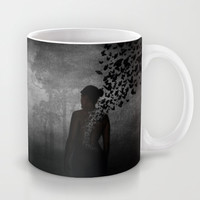The Butterfly Transformation II Mug by Nicklas Gustafsson
