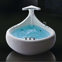 Luxury Whirlpool Tub - Thalassor Baleina