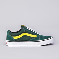 Flatspot - Vans TNT 5 Oak Green / Yellow