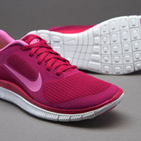 Nike Women's Free 4.0 V3 Running Shoe