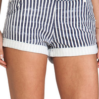 Free People Mariner Shorts in Ivory Combo from REVOLVEclothing.com