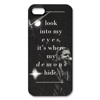 Imagine Dragons Hard Plastic Back Protective case for iphone 5, 5S